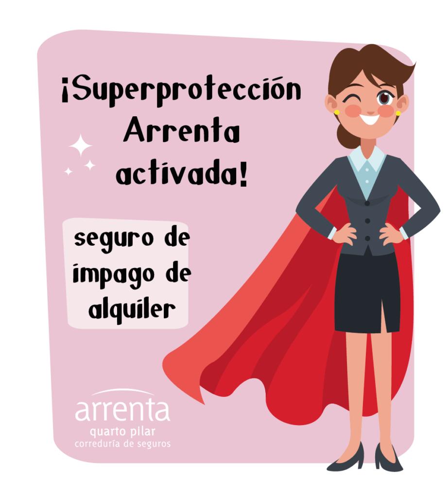 Superprotección Arrenta