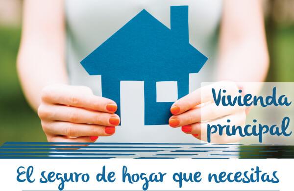Seguro de hogar de vivienda en propiedad Arrenta