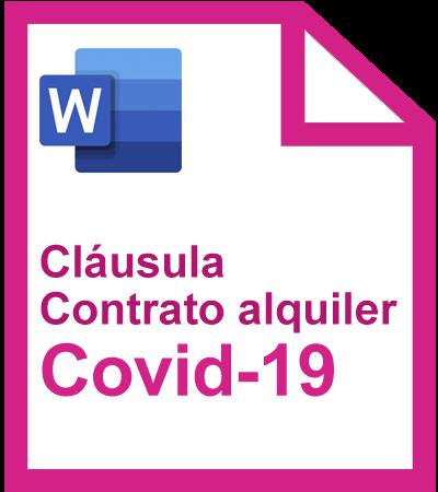 modelo cláusula covid-19